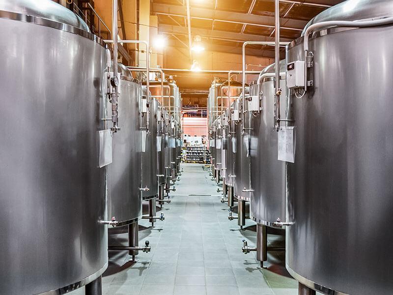 Industrielle Fermentation