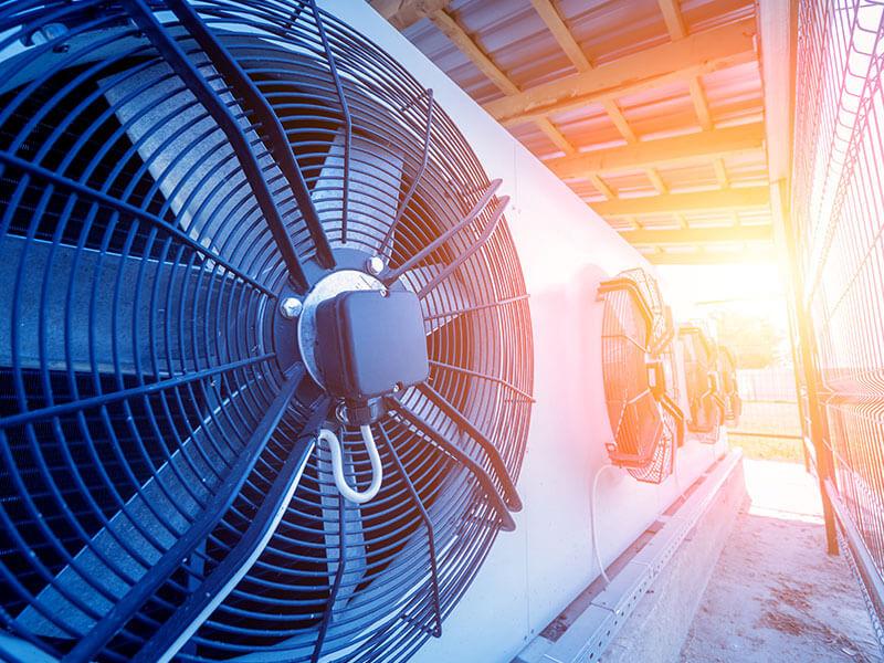 Kälte- und Klimatechnik